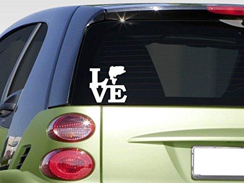 Bass love StickerG586 6