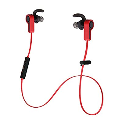 Mixcder Bluetooth Sport Headphones,Runto In-Ear Noise Cancelling Stereo Headsets with Build-in Mic for iPhone 6S 6 5SE Samsung S7 S6 Android