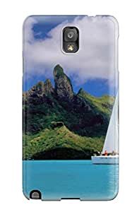 Excellent Design Bora Bora Case Cover For Galaxy Note 3