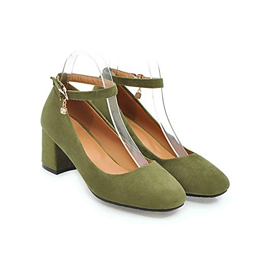35 Verde Donna BalaMasa con APL10426 Zeppa Green Sandali Pwwq07RU