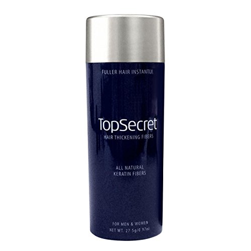 Top Secret Hair Thickening Fibers -Economy Size Refill (.97 OZ.) Light Brown