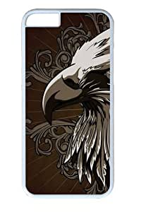 Eagle Eye3 PC Case Cover for iphone 5 5s and iphone 5 5s inch White