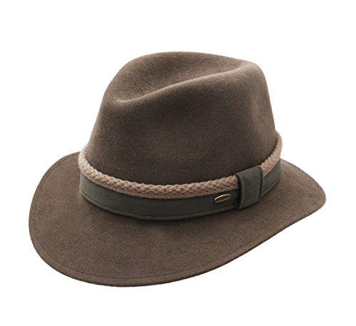 Wegener Klothar Fedora Hat