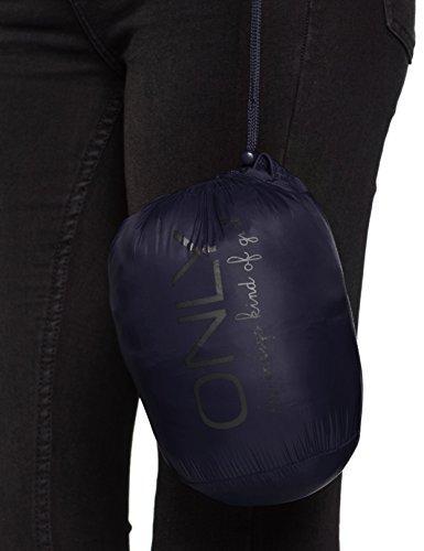 NOS Jacket Femme ONLY Onltahoe Sky OTW Bleu Blouson Night dqEXXW