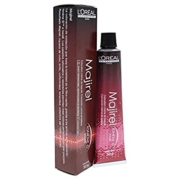 LOreal Professional Majirel - # 6.46 Dark Copper Red Blonde Hair Color For Unisex