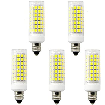 Led E11 Dimmable Bulb Jd E11 Candelabra Base Bulbs 75w