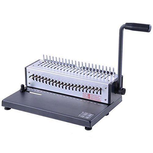 Adjustable Sheets Binding Machine Documents