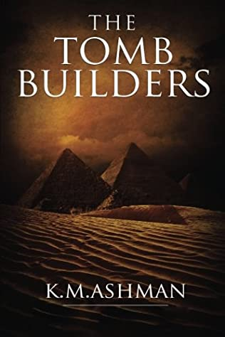 book cover of The Tomb Builders