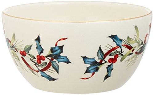 Lenox Winter Greetings Bowl,Ivory by Lenox (Image #3)
