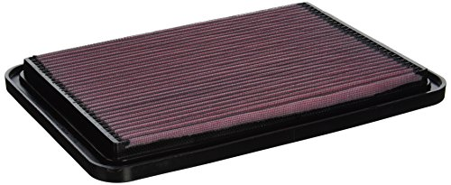 K&N 33-2645 High Performance Replacement Air Filter