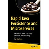 Persistence Made Easy Using Java EE8, JPA and Spring