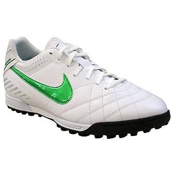 buy popular 67abc 17935 Nike Tiempo Natural IV Tf Scarpe Calcetto Outdoor Bianco ...