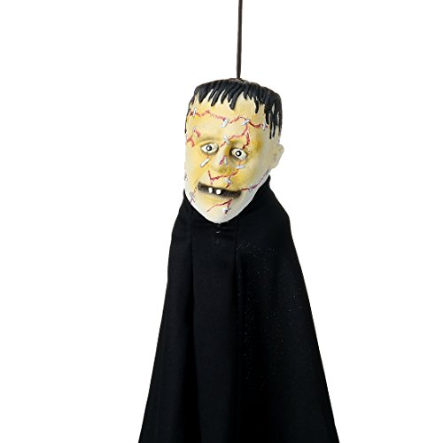 Horror Props Hanging - Scary Halloween Hanging Prop Outdoor Decorations Props for Haunted House Yard Horror Decor