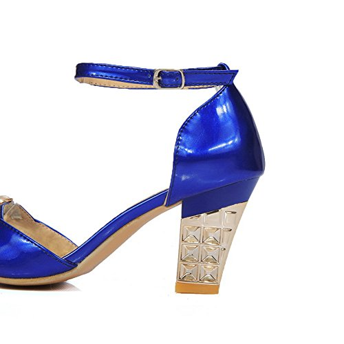 BalaMasa Bout ASL05278 Femme Ouvert Bleu aCABvxa