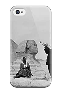 For UevTCdM7408DUKfG PHot Sellingography Black And White Protective Case Cover Skin/iphone 4/4s Case Cover