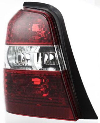 Amazon Toyota Highlander Replacement Tail Light Unit Driver. Toyota Highlander Replacement Tail Light Unit Driver Side. Toyota. 2001 Toyota Highlander Tail Light Wiring At Scoala.co