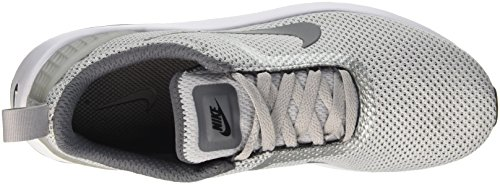 Nike Mens Lunarestoa 2 Essentiële Hardloopschoenen Wolf Grijs / Donkergrijs