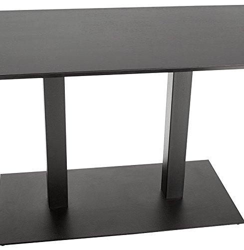 Alter Ego Alterego - Mesa/Escritorio Design Zumba Negro - 150 x ...