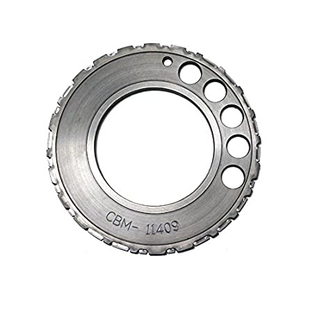 Cbm 11409 Cbm Motorsports 24x Solid Billet Reluctor Wheel Gm Ls1