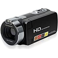 Mingruie 2.7 1080P Digital Video Camera HDV-312P Portable Camcorders Home use DV Rotating LCD Screen