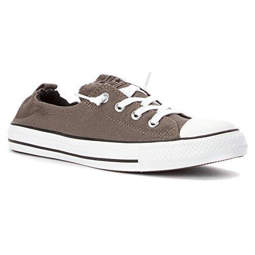 Converse - Zapatillas para hombre gris oscuro