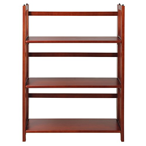 Folding Stackable Bookcase (27.5