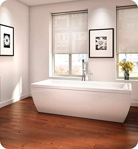 Neptune Sy3872t Freestanding Saphyr Bathtub 38x72 Whirlpool Bathroom Accessories Amazon Com