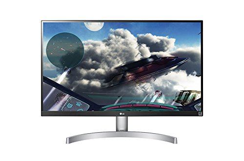 "2 opinioni per LG 27UK600 Monitor, 27"", LED IPS UltraHD 4K HDR 10, 3840x2160, AMD FreeSync, 1"