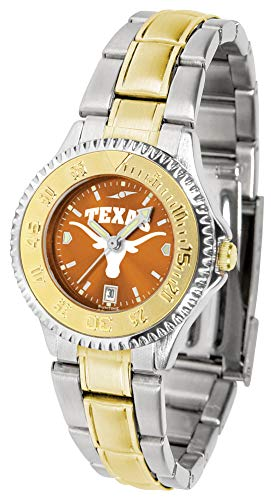 Texas Longhorns - Competitor Ladies Two - Tone AnoChrome