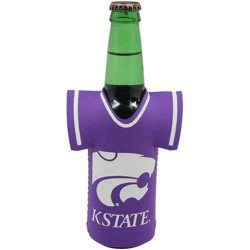 NCAA Kansas State Bottle Jersey, One Size, Multicolor