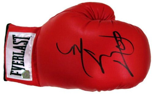 Miguel Cotto Signed Glove Autographed Boxing Gloves
