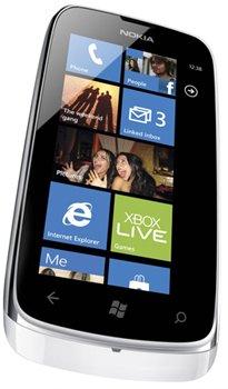 Estuche estanco al agua con entrada de auriculares para Nokia Lumia 610 + auricular incluido, transparente | Trotar bolsa de playa al aire libre caja brazalete del teléfono caso de cáscara bajo playa