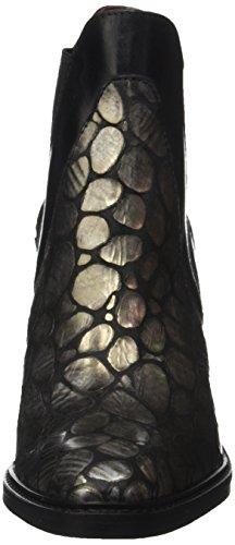 9588 Antracite tequila Women's Piu Nero Argent sauron Boots Brigida Donna 5n1aqWw01