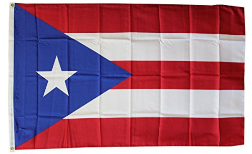 Puerto Rico - 3' x 5' Dura-Poly Polyester State Flag by Flag