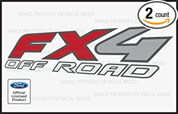 Amazoncom Ford F F F FX Off Road Decals Stickers F - F250 decals
