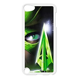 Green Arrow Super Hero Productive Back Phone Case FOR Ipod Touch 5 -Pattern-11