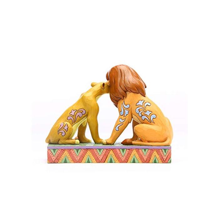 41IEDw%2BsTVL Figura de Disney Traditions. Diseñado por Jim Shore. Patrones inspirados en arte popular con colores llamativos.