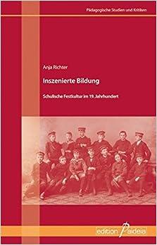 Book Inszenierte Bildung