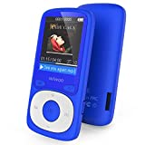wiwoo 16GB MP3 Player With FM Radio, Portable Running Music Player With Armb