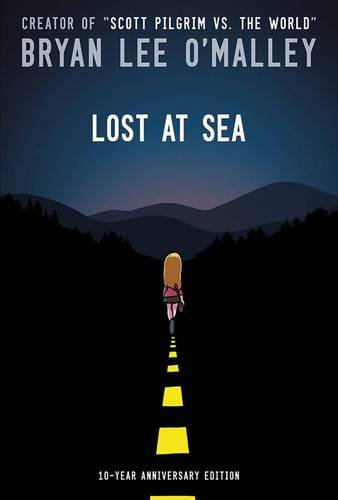 Lost at Sea Hardcover [Bryan Lee O'Malley] (Tapa Dura)
