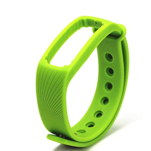 Fmingdou Fitness Tracker Heart Rate Monitor Strap Wristband for IPRO ID107 Smart Watch