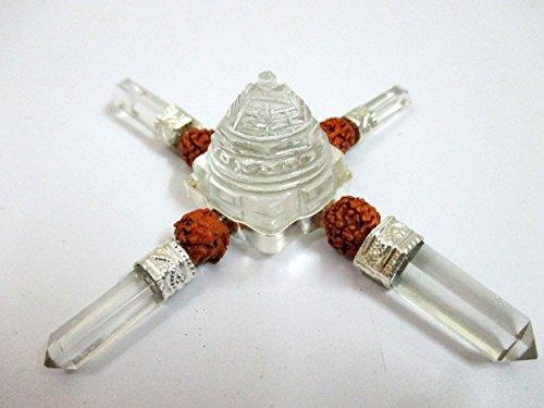 Jet Exquisite Rudraksha Pyramid Generator