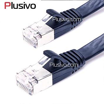 Amazon.com: Cable Ethernet RJ45 Cat7 LAN Cable UTP RJ 45 ...