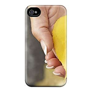Premium Protection When Art Meets Autumn Case Cover For Iphone 4/4s- Retail Packaging