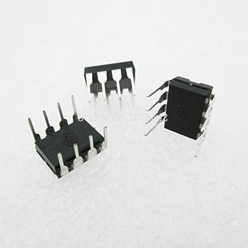 Integrated Circuit - NE5532, Dual Op-Amp
