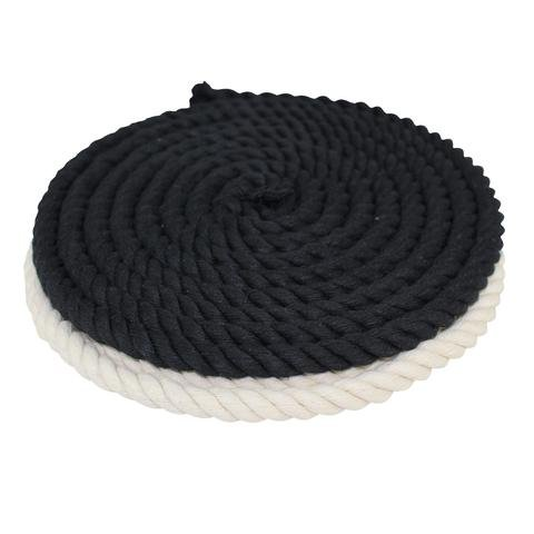 """SGT KNOTS Twisted Cotton Rope 1/8"""", 3/16"""", 1/4"""", 3/8"""", 1/2"""", 5/8"""" x 10' 300' Spools Several Colors (Several Lengths)"""