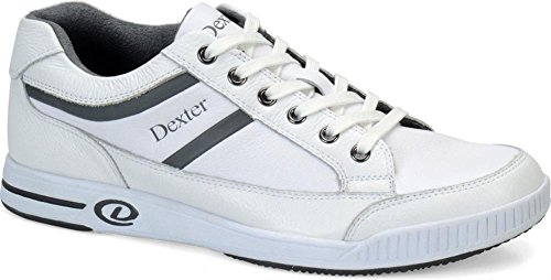 Dexter Keegan Bowling Shoes, White, 11.0 by Dexter