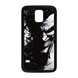 The Joker HILDA0097617 Phone Back Case Customized Art Print Design Hard Shell Protection SamSung Galaxy S5 G9006V