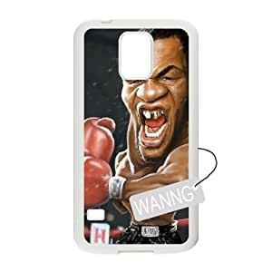 Mike Tyson Samsung Galaxy S5 I9600 Plastic Case, Mike Tyson DIY Case for Samsung Galaxy S5 I9600 at WANNG