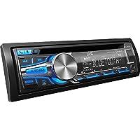 JVC CD Receiver KD-SR80BT: Bluetooth, iHeart Radio, Pandora, made for iPod, iPhone